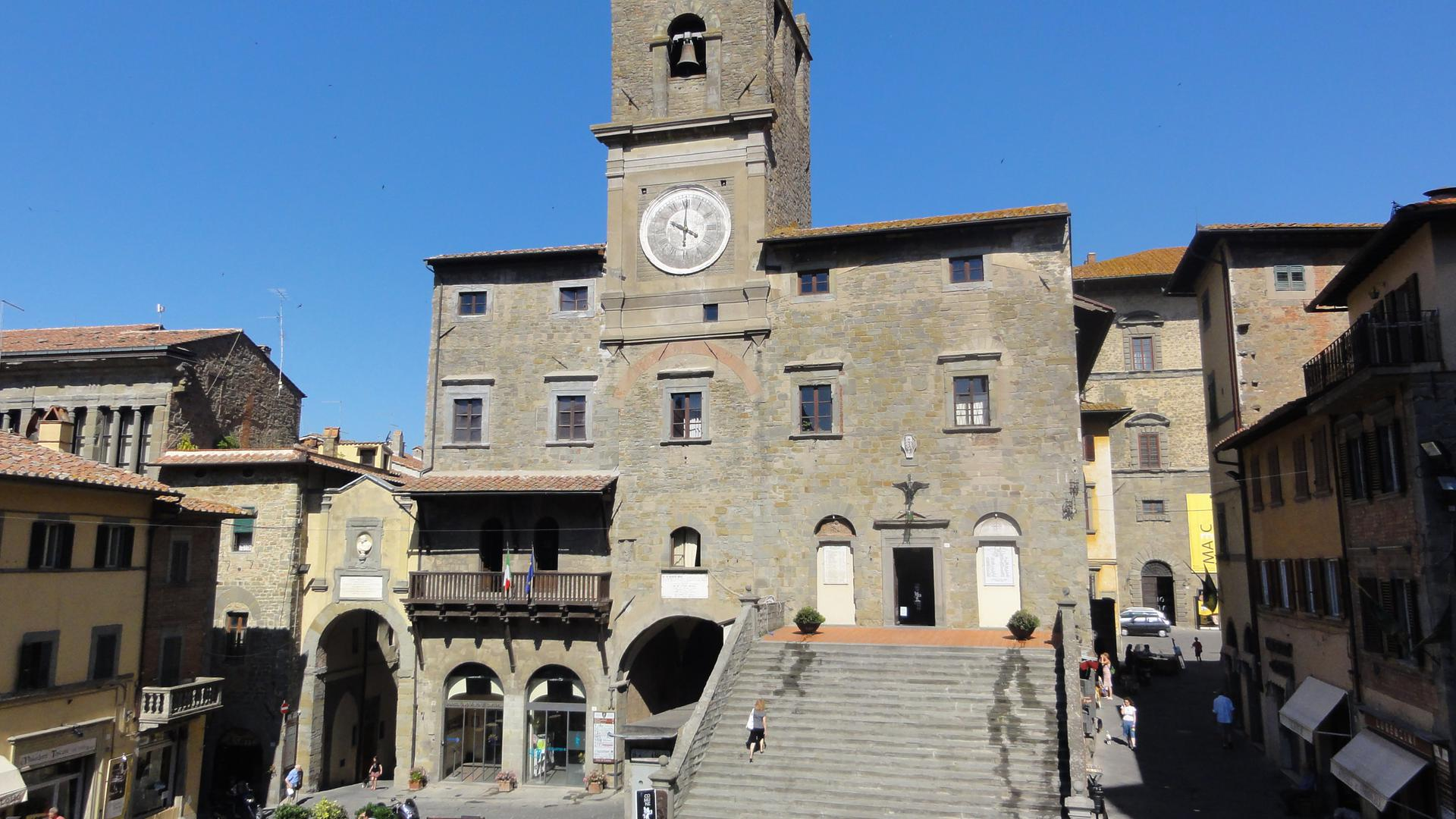 What to do in Cortona, Tuscany | Old town tour